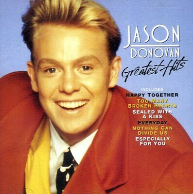 Jason Donovan Greatest Hits CD Value Guaranteed from eBay's biggest seller!