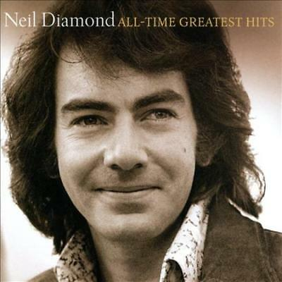 Neil Diamond - All-Time Greatest Hits Used - Very Good Cd