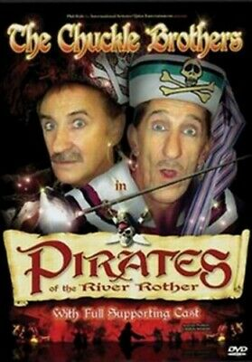 Chuckle Brothers: Pirates of the River Rother DVD (2007) Chuckle Brothers