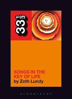 Songs in the Key of Life by Zeth Lundy Paperback Book (English)
