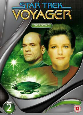 Star Trek Voyager: Season 2 DVD (2007) Kate Mulgrew, Conway (DIR) cert 12