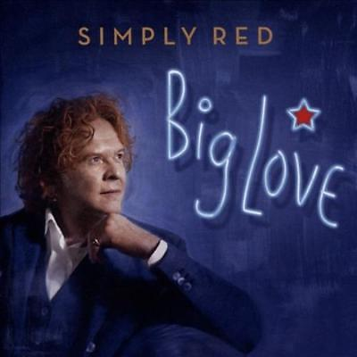 Simply Red - Big Love New Cd
