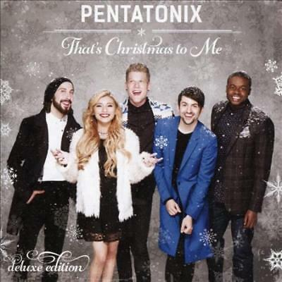 Pentatonix - That's Christmas To Me [Deluxe Edition] New Cd