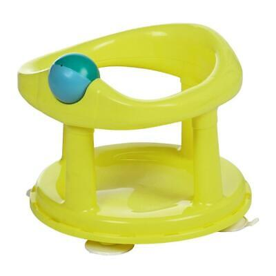 Safety 1st Swivel Bath Seat for Baby (Lime Green) 6-12m