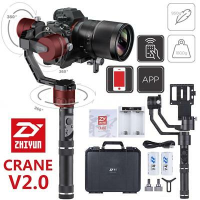 ZHIYUN Crane V2 3-Axis Handheld Stabilizer Gimbal for Canon Nikon SONY Camera