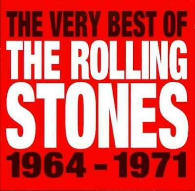 The Rolling Stones - The Very Best Of The Rolling Stones 1964-1971 New Cd