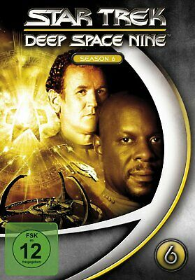 Star Trek - Deep Space Nine - Die komplette Season/Staffel 6 # 7-DVD-BOX-NEU