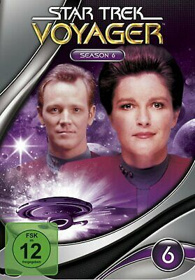 Star Trek - Voyager - Die komplette Season/Staffel 6 # 7-DVD-BOX-NEU