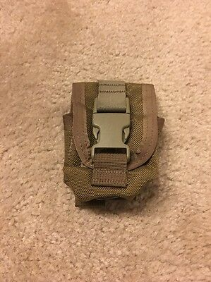 TAG Coyote Frag Pouch MOLLE Military Pouch Tactical Assault Gear