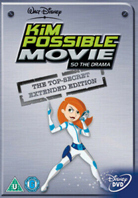 Kim Possible: So the Drama DVD (2006) Steve Loter cert U FREE Shipping, Save £s