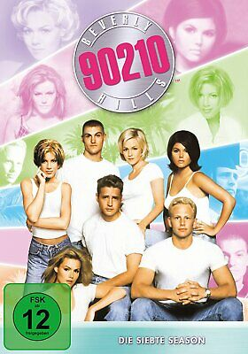 Beverly Hills 90210 - Die komplette Season/Staffel 7 # 7-DVD-BOX-NEU