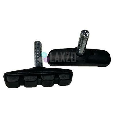 Bicycle Bike Cantilever Brakepads / Blocks / Shoes Black Pair for MTB and BMX