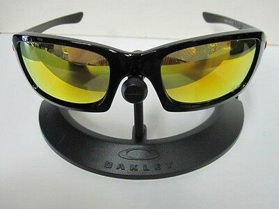 Oakley surf skateboard snowboard dealer 1 tier glass display NEW in package