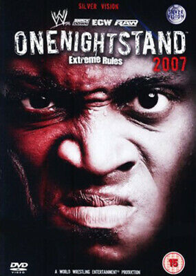WWE: One Night Stand 2007 DVD (2007) John Cena