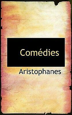 Comedies by Aristophanes (English) Hardcover Book Free Shipping!