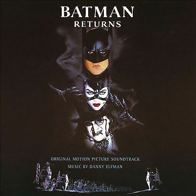 Batman Returns: Original Soundtrack CD (1992)