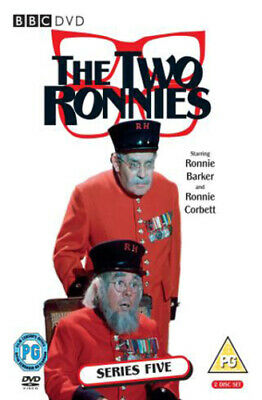 The Two Ronnies: Series 5 DVD (2009) Ronnie Barker