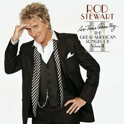 Stewart, Rod : As Time Goes By: The Great American Song CD