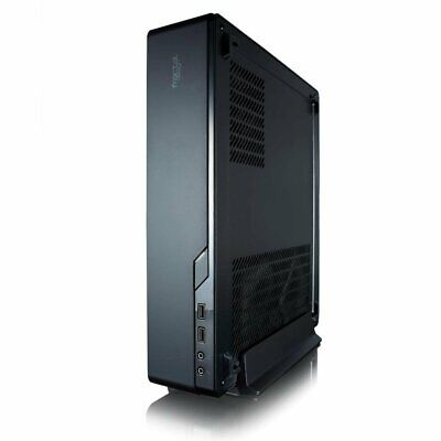 Fractal Design Node 202 Black Desktop Gaming Case - USB 3.0
