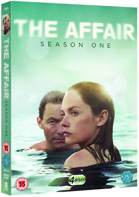 The Affair: Season 1 DVD (2015) Dominic West