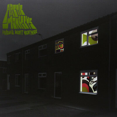 "Arctic Monkeys : Favourite Worst Nightmare VINYL 12"" Album (2007) ***NEW***"