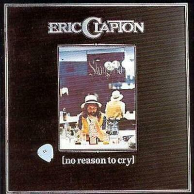 Eric Clapton : No Reason To Cry CD (1996)