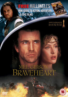 Braveheart DVD (2005) Mel Gibson cert 15 Highly Rated eBay Seller, Great Prices