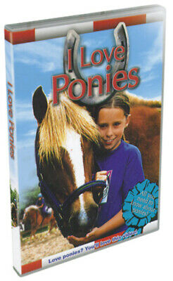 I Love Ponies DVD (2005) cert E Value Guaranteed from eBay's biggest seller!