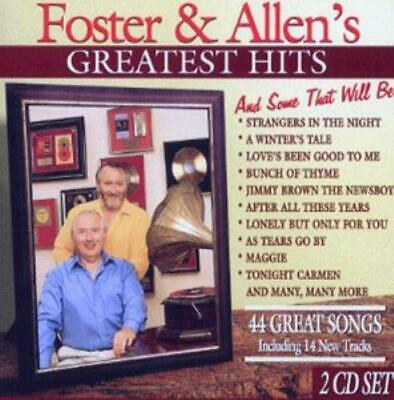 Foster and Allen : Greatest Hits CD Value Guaranteed from eBay's biggest seller!