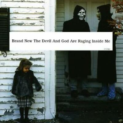 Brand New : The Devil and God Are Raging Inside Me CD (2006)