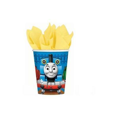 Unique Thomas The Tank Engine Paper Cups Pk Of 8