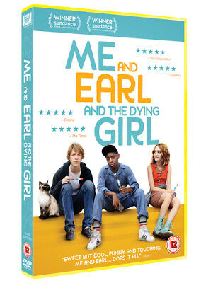 Me and Earl and the Dying Girl DVD (2016) Thomas Mann ***NEW***