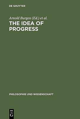 NEW The Idea of Progress by Hardcover Book (English) Free Shipping