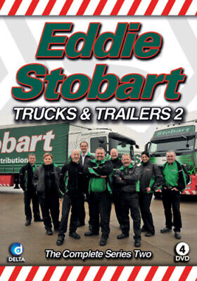 Eddie Stobart - Trucks and Trailers: The Complete Series 2 DVD (2011) cert E 4