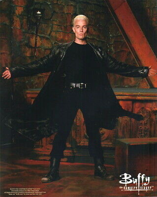 James Marsters as Spike on Buffy Vampire Slayer 8 x 10 Photograph, #2 NEW UNUSED