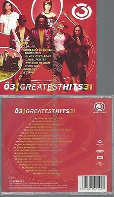 Cd--Diverse--Oe3 Greatest Hits Vol 31