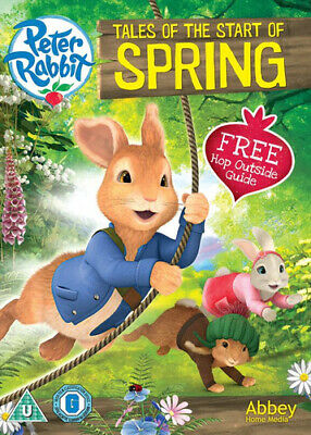 Peter Rabbit: Tales of the Start of Spring DVD (2015) Mark Huckerby