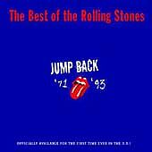 The Best of the Rolling Stones: Jump Back - 71 - 93 CD