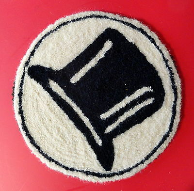 Navy Top Hat Chenille Vs-41 Squadron Patch