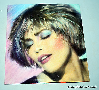 WHITNEY HOUSTON I'M YOUR BABY TONIGHT WORLD TOUR CONCERT PROGRAM With Poster!