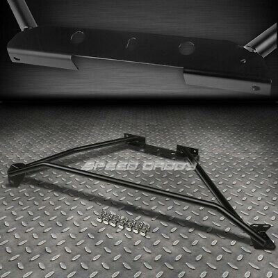 3-Point Front Upper Strut Tower Brace/chromoly Suspension Bar 94-04 Ford Mustang