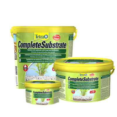 Tetra Aquarium Complete Substrate Aquatic Plant Growth Fertiliser Soil
