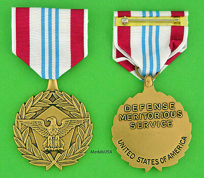 Defense Meritorious Service Medal - Full size made in the USA - USM040 DMSM