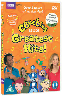 CBeebies: Greatest Hits DVD (2010) cert U Highly Rated eBay Seller, Great Prices