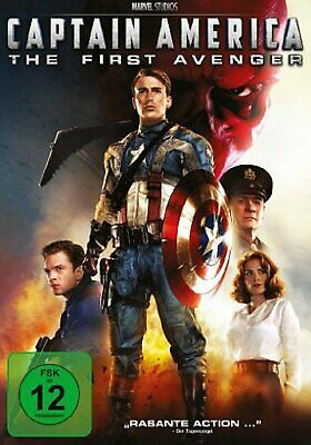 Captain America: The First Avenger (Marvel) # DVD-NEU
