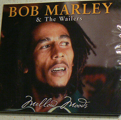 MELLOW MOODS - MARLEY BOB & THE WAILERS (CD x2)   best of 40 Titres NEUF SCELLE