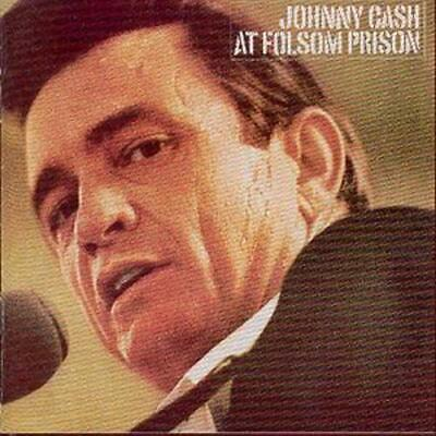 Johnny Cash : At Folsom Prison CD (1999)