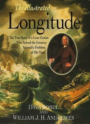 The Illustrated Longitude: Illustrated Edition,Dava Sobel,William J. H. Andrewe
