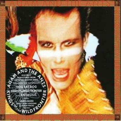 Adam and the Ants : Kings of the Wild Frontier CD (2006)