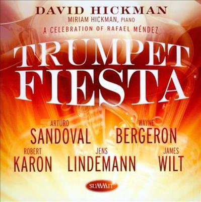 Trumpet Fiesta: A Celebration Of Rafael Mendez New Cd